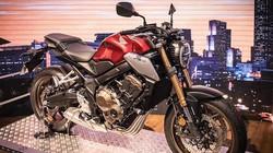 Ảnh thực tế 2019 Honda CB650R quá đẹp, phái mạnh sôi sục