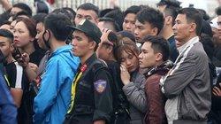 Sếp VFF nói gì khi CĐV chen chúc mua vé xem Việt Nam vs Malaysia?