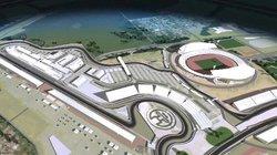 Đồ họa: Đường đua F1 ở Mỹ Đình được thiết kế như thế nào?