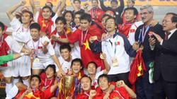 Đội hình vô địch AFF Cup 2008 sắp tái ngộ HLV Henrique Calisto