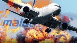 Kiện hàng 221kg khiến MH370 gặp nạn, bốc cháy trên không?