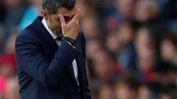 Barcelona có Messi lại thua, HLV Valverde nói gì?