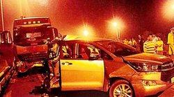 'Cần kháng nghị hủy án vụ xe đầu kéo tông Innova đi lùi ở cao tốc'