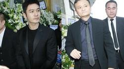 Dàn sao Hoa ngữ, tỷ phú Jack Ma dự tang lễ nhà văn Kim Dung