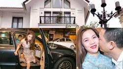 Cuộc sống với biệt thự, xe sang, chồng chiều hết nấc của ca sỹ Mỹ Dung