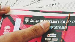 """Bán vé AFF Cup theo kiểu """"nhỏ giọt"""" qua mạng, lãnh đạo VFF nói gì?"""