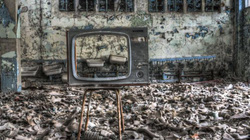 Khung cảnh hoang tàn 30 năm sau thảm hoạ hạt nhân Chernobyl