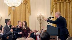 Tổng thống Mỹ Trump bị CNN kiện ra tòa