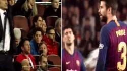 """SỐC: Pique bật lại HLV Valverde, """"xách mé"""" Suarez"""