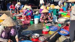 Sản vật mùa nước nổi hút hàng, chợ nào cũng đầy cá tôm