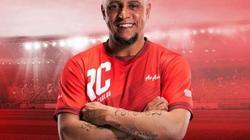 Roberto Carlos đến Mỹ Đình, gây sốt trước trận Việt Nam - Malaysia