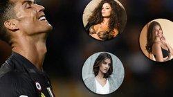 """Độ nóng bỏng của 3 người đẹp chê Ronaldo yếu... """"khoản ấy"""""""