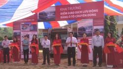 Agribank khai trương điểm giao dịch lưu động đầu tiên tại Đắk Lắk