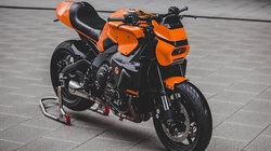 """Yamaha MT-10 biến hóa cực chất, phong cách """"kẻ biến hình"""" Transformers"""