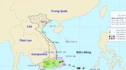 Bão số 8 suy yếu thành áp thấp nhiệt đới, Nam Trung Bộ mưa lũ