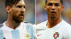 SỐC: Cả Messi lẫn Ronaldo đều không có tên trong top 3 Quả Bóng Vàng 2018