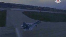Video hiếm quay cảnh tiêm kích tàng hình Su-57 chiến đấu ở Syria