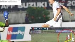 """ĐT Việt Nam """"rơi"""" chiến thắng, CĐV Đông Nam Á """"đòi"""" có VAR tại AFF Cup"""