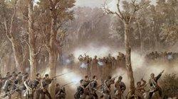 Trận 2.000 lính viễn chinh Anh bị 235 chiến binh thổ dân đánh tơi bời