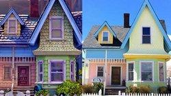 """Những căn nhà """"dị"""" trong hoạt hình không ngờ lại có ngoài đời thực"""