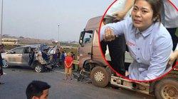 Vợ tài xế container nói gì khi TAND Cấp cao kháng nghị hủy án vụ lùi xe trên cao tốc?