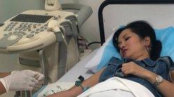Ca sỹ Hồng Nhung nhập viện sau khi chồng cũ ra tuyên bố về tình mới