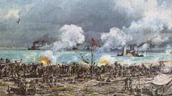 Trận đánh kỳ lạ: 47 người đánh bại 5.000 quân trong nội chiến Mỹ
