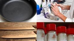 Đừng bao giờ tích trữ những thứ này trong bếp để tránh mang bệnh vào người