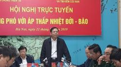 Bộ trưởng NNPTNT chỉ đạo đề phòng bão số 9 gây thiệt hại nặng
