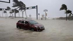 Bão số 9 giật cấp 12 áp sát đất liền, các tỉnh nào nằm trong tâm bão?