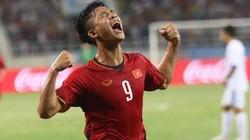 Clip: Văn Đức xử lý đẳng cấp, ghi bàn thứ 3 cho ĐT Việt Nam