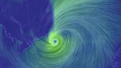 Bão số 9 hướng về phía Nam, dự báo đổ bộ Ninh Thuận đến Bến Tre