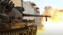 """Syria: Aleppo chìm trong """"bão lửa"""" sau vụ phiến quân tấn công hóa học"""