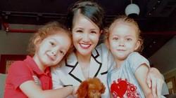 Hồng Nhung chia sẻ nỗi lòng sau khi phải đưa 2 con đi điều trị tâm lý