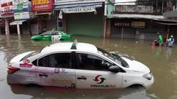 TP.HCM mưa khủng khiếp sau bão số 9: Chuyên gia khí tượng thủy văn nói gì?