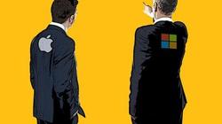 Vì sao Microsoft vượt Apple trở thành công ty giá trị nhất thế giới đầy ngoạn mục?