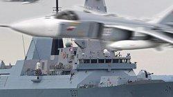"""Tàu chiến Anh bị 17 chiến đấu cơ Nga áp sát, """"gây hấn"""" gần Crimea"""