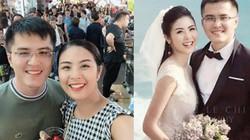 """Hoa hậu Ngọc Hân nói gì về """"bạn trai"""" làm ở Bộ Ngoại giao chụp chung ảnh cưới?"""