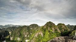 Tam Cốc đẹp ngỡ ngàng trong mắt du khách nước ngoài
