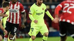 Clip: Messi tỏa sáng, Barcelona hạ PSV 2-1