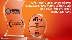 Maritime Bank liên tiếp nhận 2 giải thưởng uy tín quốc tế