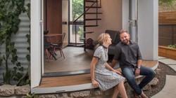 Nhà 34m2 vừa đẹp vừa thông minh của cặp vợ chồng trẻ khiến ai cũng mê