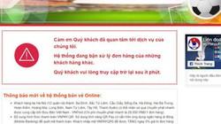 """Bán vé online Việt Nam vs Philippines lại nghẽn vì """"khách hàng khác"""""""