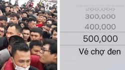 Clip: Bi hài những hình ảnh săn vé trận Việt Nam - Philippines