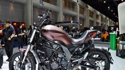 "Benelli 502S Cruiser lộ diện, cảm hứng từ ""siêu quỷ"" Ducati Diavel"