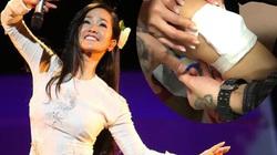 """""""Trốn viện"""" đi diễn sau ồn ào chồng Tây, Hồng Nhung gặp hậu quả không ngờ"""