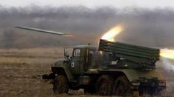 """Ukraine ồ ạt triển khai  xe tăng, tên lửa tập trận """"dằn mặt"""" Nga"""