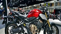 2019 Honda CB650R ra mắt tại Thái Lan, giá từ 215,8 triệu đồng