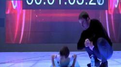 Xem bé trai Nga chống đẩy 3.202 lần phá hàng loạt kỷ lục thế giới