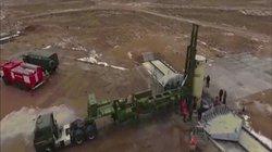 Xem Nga phóng tên lửa hạt nhân chuyên bảo vệ thủ đô Moscow